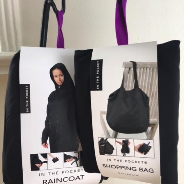 RAin o bag hanging